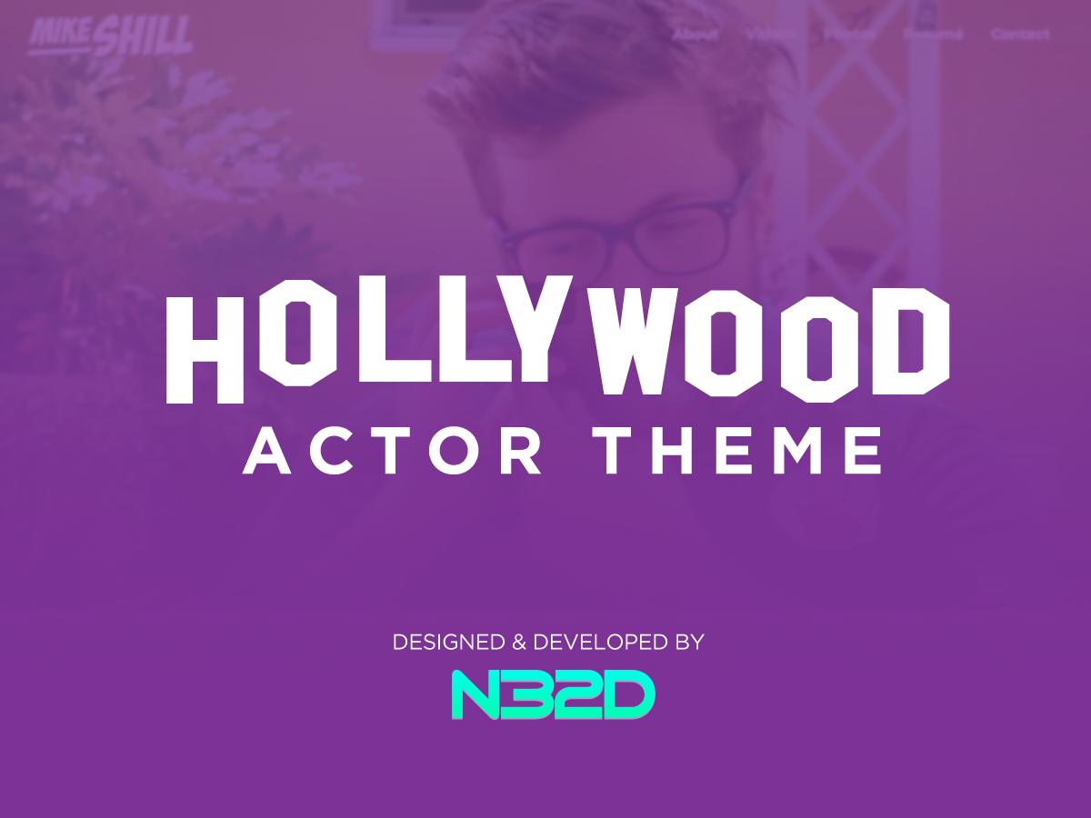 hollywoodactortheme